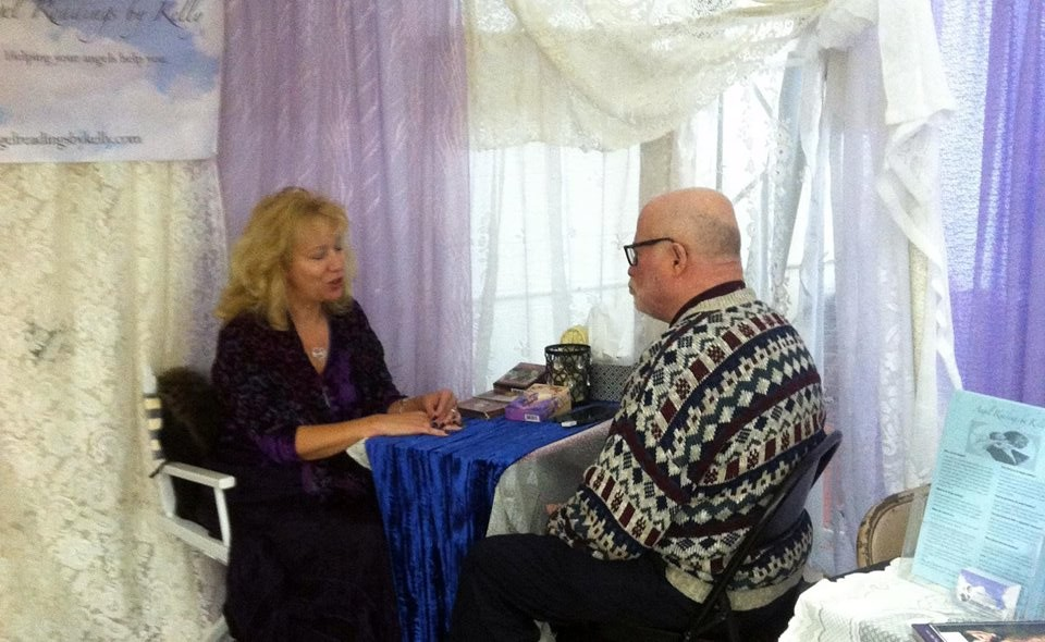 Divine Heart Expo Reading
